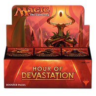 Magic the Gathering CCG: Hour of Devastation Booster Box