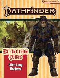 Pathfinder RPG: Adventure Path - Extinction Curse Part 3 - Life`s Long Shadows (P2)