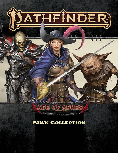 Pathfinder RPG: Pawns - Age of Ashes Pawn Collection (P2)