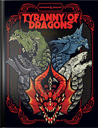 Dungeons & Dragons RPG: Tyranny of Dragons Alternate Cover (LE)