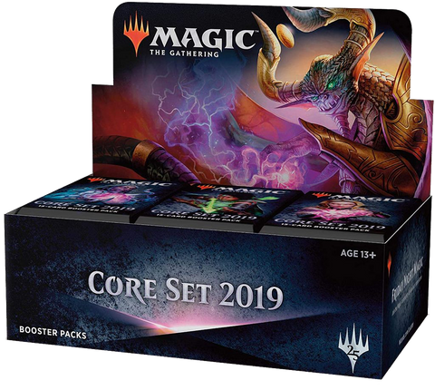 Magic the Gathering CCG: Core 2019 Booster Display (36)