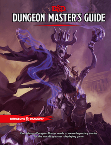 Dungeons & Dragons RPG: Dungeon Masters Guide