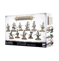 Warhammer Age of Sigmar: Hedonites of Slaanesh: Blissbarb Archers