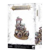 Warhammer Age of Sigmar: Hedonites of Slaanesh: Glutos Orscollion, Lord of Gluttony