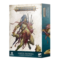 Warhammer Age of Sigmar: Broken Realms - Gortle Pulpskull - Invidian Plaguehost
