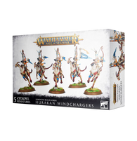 Warhammer Age of Sigmar: Lumineth Realm-Lords: Hurakan Windchargers
