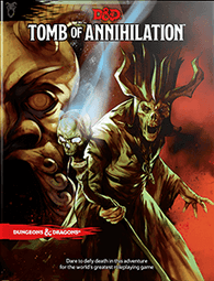 Dungeons & Dragons RPG: Tomb of Annihilation