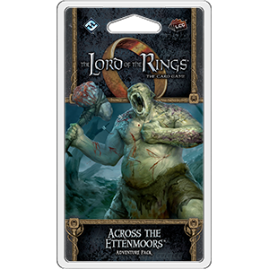 The Lord of The Rings LCG: Across the Ettenmoors Adventure Pack