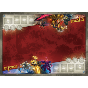 KeyForge: Call of the Archons - Architect`s Vault Two-Player Gamemat