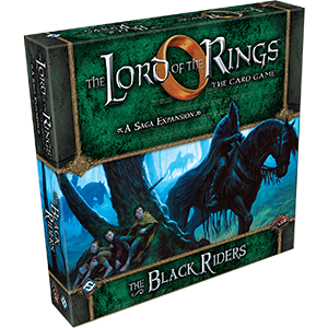 The Lord of the Rings LCG: The Black Riders Saga Expansion