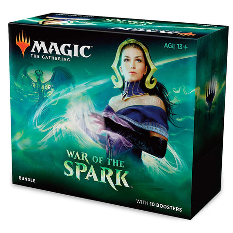 Magic the Gathering CCG: War of the Spark Bundle