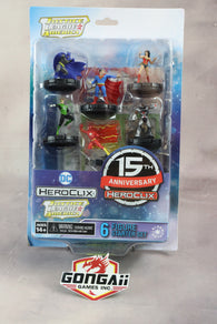 DC Heroclix 15th Anniversary Justice League of America Starter Set
