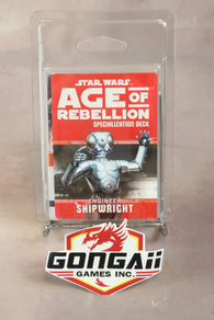Star Wars RPG: Age of Rebellion - Shipwright Specialization Deck