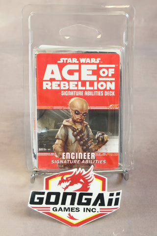 Star Wars RPG: Age of Rebellion - Engineer Signature Abilities Specialization De