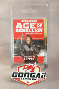 Star Wars RPG: Age of Rebellion - Sapper Specialization Deck