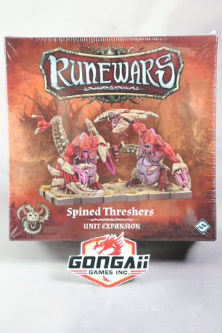 Runewars: The Miniatures Game - Spined Threshers Unit Expansion