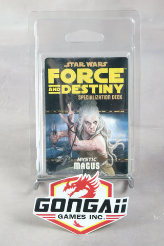 Star Wars RPG: Force and Destiny - Mystic Magus Specialization Deck