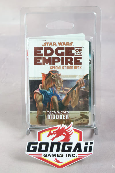 Star Wars RPG: Edge of the Empire - Modder Specialization Deck
