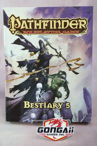 Pathfinder RPG: Bestiary 5 (Pocket Edition)
