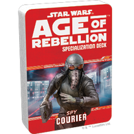 Star Wars RPG: Age of Rebellion - Courier Specialization Deck