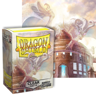 Dragon Shields: Non Glare Matte Clear (100)