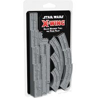 Star Wars: X-Wing 2nd Edition - Deluxe Movement Tools and Range Ruler