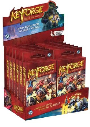 KeyForge: Call of the Archons - Archon Deck Display (12)