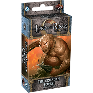 The Lord of the Rings LCG: The Druadan Forest Adventure Pack