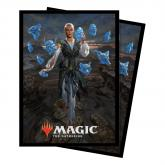Magic the Gathering CCG: Commander Standard Deck Protectors V2 2018 (100) Estrid, the Masked
