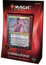 Magic the Gathering MTG Commander 2018 Deck - Exquisite Invention