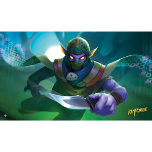 KeyForge: Call of the Archons - Finishing Blow Playmat