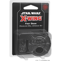 Star Wars: X-Wing 2nd Edition - First Order Maneuver Dial Upgrade Kit