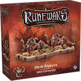 Runewars: The Miniatures Game - Flesh Rippers Unit Expansion