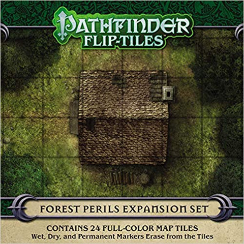 Pathfinder RPG: Flip-Tiles - Forest Perils Expansion