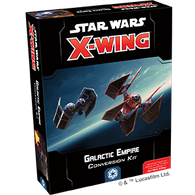 Star Wars: X-Wing 2nd Edition - Galactic Empire Conversion Kit