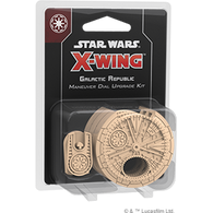 Star Wars: X-Wing 2nd Edition - Galactic Republic Maneuver Dial Upgrade Kit