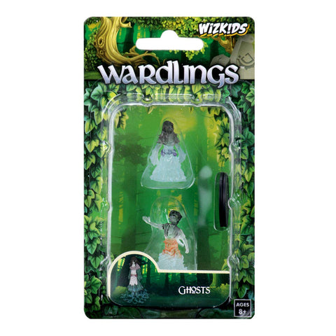 WizKids Wardlings: W3 Ghost (Male & Female)