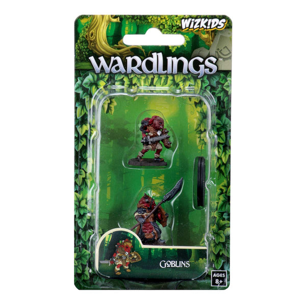 WizKids Wardlings: W3 Goblin (Male & Female)
