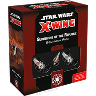 Star Wars: X-Wing 2nd Edition - Guardians of the Republic Squadron Pack