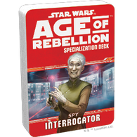 Star Wars RPG: Age of Rebellion - Interrogator Specialization Deck