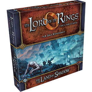 Lord of the Rings LCG: The Land of Shadow Saga Expansion