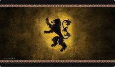 A Game of Thrones: House Lannister Playmat (HBO Edition)
