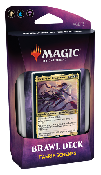 Magic the Gathering CCG: Throne of Eldraine Brawl Deck
