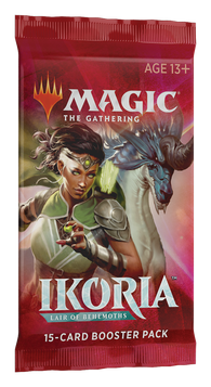 Magic the Gathering CCG: Ikoria: Lair of Behemoths Booster Pack