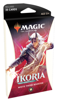 Magic the Gathering CCG: Ikoria: Lair of Behemoths - Theme Booster