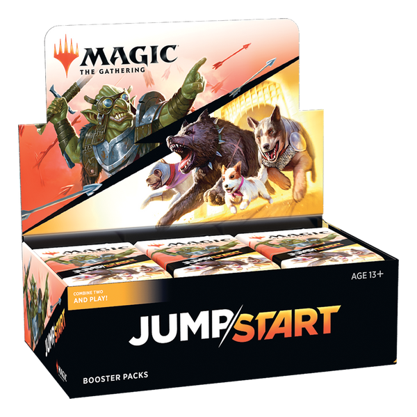 Magic the Gathering Jumpstart Booster Box *Releases 7/17*