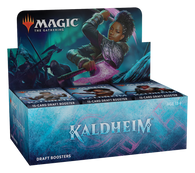 Magic the Gathering CCG: Kaldheim Draft Booster Box *2/5/21*