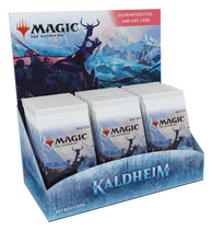 Magic the Gathering CCG: Kaldheim Set Booster *2/5/21*