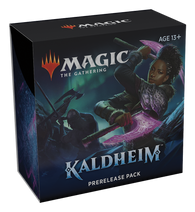 Magic the Gathering CCG: Kaldheim Pre-Release Kit *1/29/21*