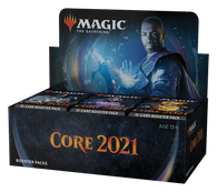 Magic the Gathering CCG: Core 2021 Booster Box